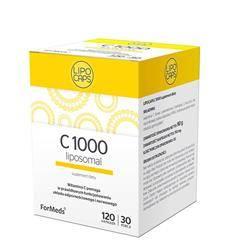 ForMeds LipoCaps Witamina C 1000 mg 120 kapsułek