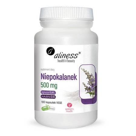 Aliness Niepokalanek 500 mg 100 kapsułek vege