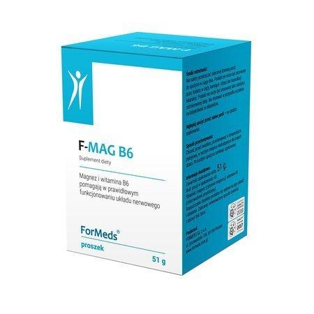 ForMeds F-Mag B6 51 g proszek