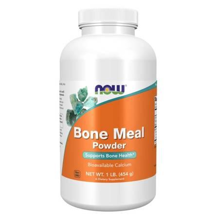Now Foods Bone Meal Puder 453 g