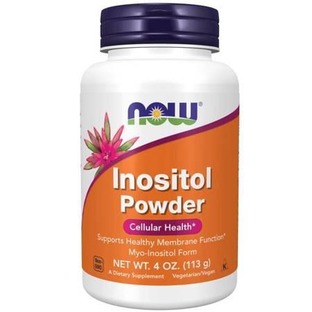 Now Foods Inozytol Puder 113 g