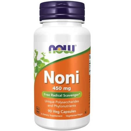 Now Foods Noni 450 mg 90 kapsułek