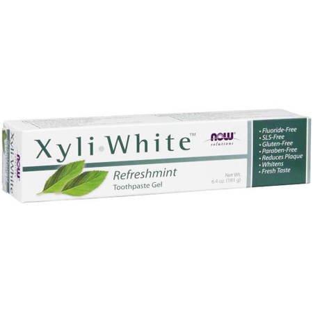 Now Foods XyliWhite Refreshmint 181 g pasta do zębów