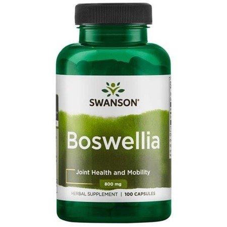 Swanson Boswellia 400 mg 100 kapsułek
