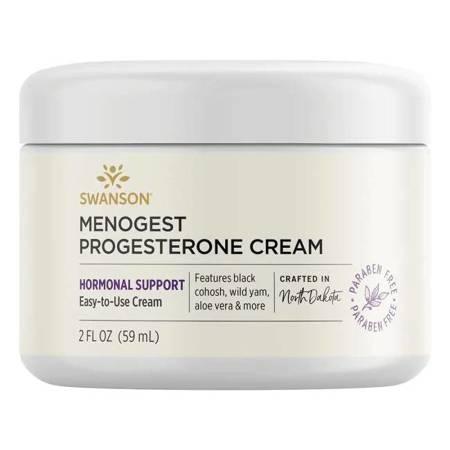 Swanson Krem Menogest Progesterone 59 ml