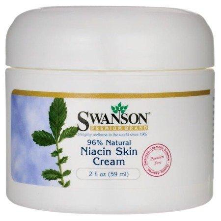 Swanson Krem z Niacyną 59 ml